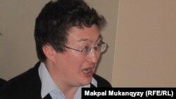 Кадыр Маликов, глава независимого аналитического центра «Религия, право и политика».