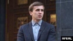 Михаил Ткач, журналіст програми розслідувань «Схеми»