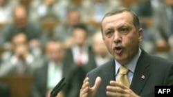 Түркия премьер министрі Режеп Тайып Ердоған