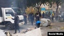 Масові демонстрації пройшли в Ірані в середині листопада