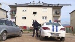 Cijela stambena zgrada u izolaciji u predgrađu Podgorice