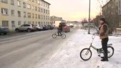 Беженцы пытаются попасть в Норвегию через Россию