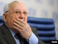 Останній генеральний секретар ЦК КПРС СРСР Михайло Горбачов. Лютий 2011 року