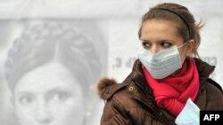 Предвыборная кампания на Украине идет на фоне эпидемии гриппа
