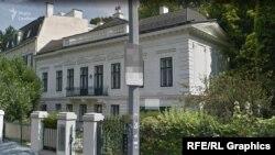 Маєток був придбаний у 2013 році за 6 мільйонів євро