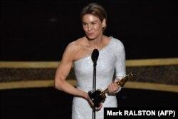 Aktorja amerikane, Renee Zellweger.