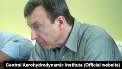 Physicist Anatoly Gubanov