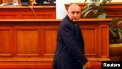Bullgari - kryeministri Bojko Borisov gjatë seancës në parlament