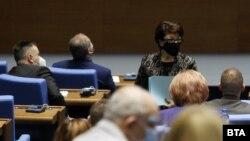 Десислава Атанасова (ГЕРБ) в Народното събрание