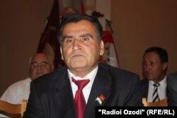 Исмоил Талбаков, муовини раиси ҲКТ.