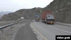 داد و ستد کالاهای تجارتی میان افغانستان و پاکستان