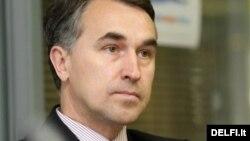 Litvalı deputat Petras Austrevicius