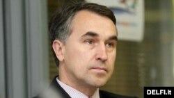 Пятрас Аўштравічус, дэпутат Літоўскага сойму