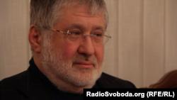 Голова Дніпропетровської ОДА Ігор Коломойський