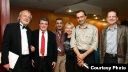 Türkiyə. VII Pera Piano müsabiqəsi