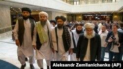 هیئت طالبان در مسکو