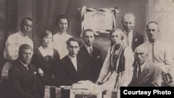 Сябры Гарадзенскага гуртка ТБШ, 1927 год