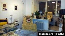 Квартира, в которой до ареста жил Александр Варламов. Минск, 5 февраля 2013 года.