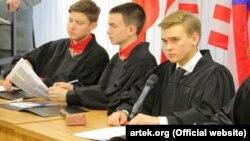 Реконструкция Нюрнбергского процесса в «Артеке»