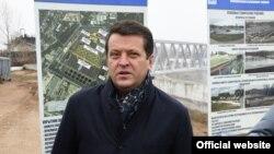 Мэр Казани Ильсур Метшин. Архивное фото