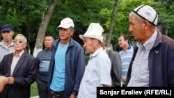Өзбекстандағы Барак эксклавының тұрғындары наразылық танытып тұр.