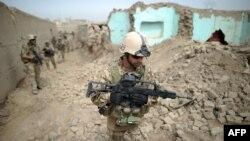 Աֆղանստան - Գերմանացի զինծառայողները Կունդուզում, մարտ, 2012թ․