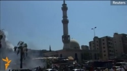 Deadly Blasts Strike Near Mosques In Lebanon