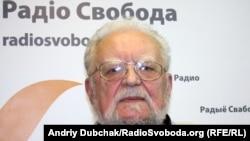 Мирослав Попович у студії Радіо Свобода, 2011 рік