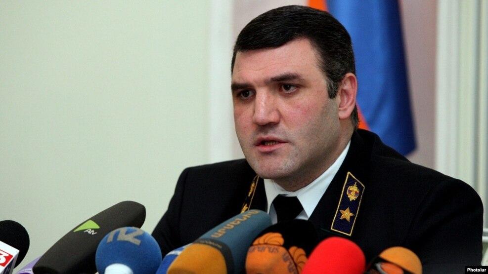 Գևորգ Կոստանյանի հրաժարականը ՀՀ նախագահն ընդունել է