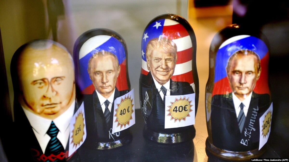 Обнародован официальный график Трампа в Хельсинки: Переговоры с Путиным начнутся в 13:20
