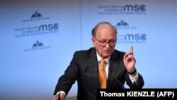 Wolfgang Ischinger, președintele Conferinței Internaționale de Securitate