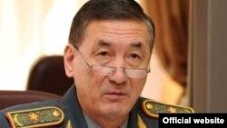 Багдат Майкеев, в бытность заместителем министра обороны.