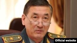 Генерал Бағдат Майкеев