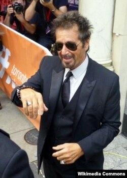 Al Pacino 2004-cü ildə.