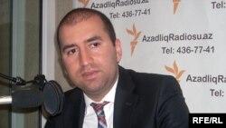 Депутат Милли Меджлиса Джейхун Османлы, 19 октятбря 2009