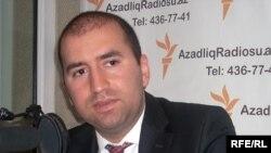 Депутат Милли Меджлиса Джейхун Османлы, 19 октября 2009