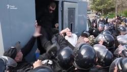 16 людей затримали в Одесі в річницю визволення міста від нацистів (відео)