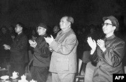 Линь Бяо и Мао Цзэдун, 1967 год