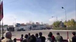 گوشۀ از خشونتهای امروز در کابل