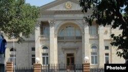 Նախագահի նստավայրը Երևանում