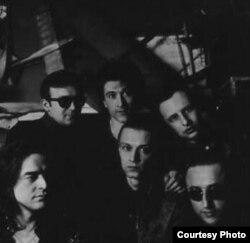 Пачатак гурту Ulis, 1988 год