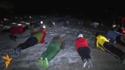 Бишкектеги марафонго даярдык
