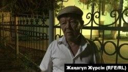 Бакытжан Курманов, житель Актобе, после освобождения из-под ареста. 11 июля 2018 года.