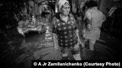 Наводнение в Крымске - 11 июля 2012 года