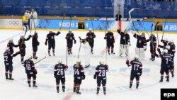 Хоккейден АҚШ ұлттық құрамасы. Көрнекі сурет