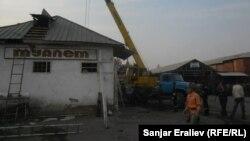 Кара-Суу базарындагы ажаткана кырсыгы. 2012-жыл, 3-ноябрь.