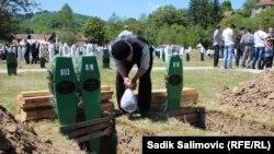Ukop žrtava u Veljacima, maj 2015.