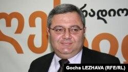 """Cпикер грузинского парламента Давид Усупашвили сделал заявление, в котором дает """"Нацдвижению"""" шанс на существование на политической сцене Грузии"""
