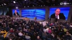 Putin: Ruble Can Keep Rising