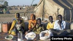 Голодающие в Чаде, Африка